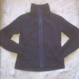 Women's Lululemon Full zip sweater sz 6 B4